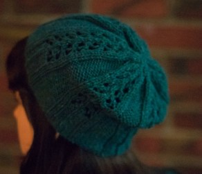 Charli Lace Hat by Jessica Bolof
